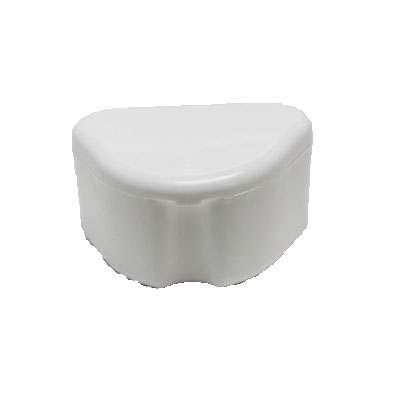 Denture Retainer Box 12 Pack White